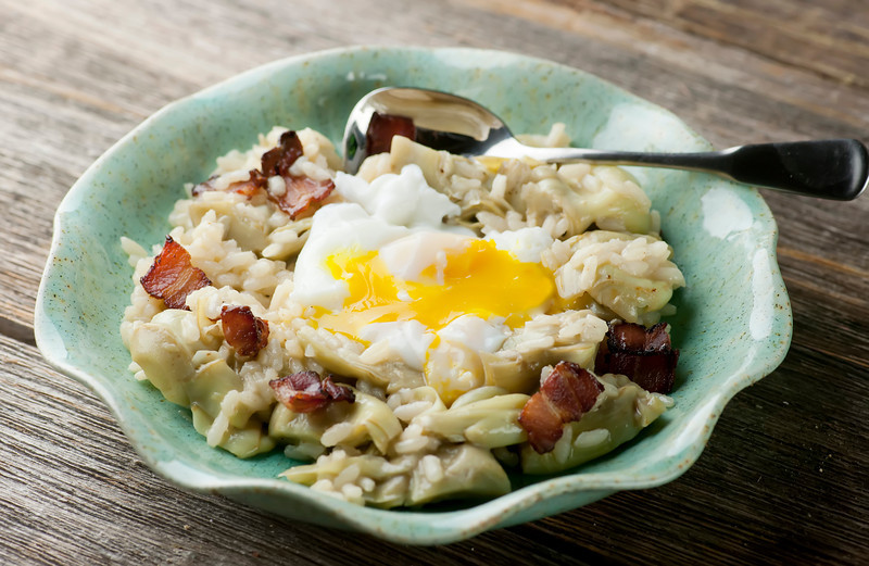 Breakfast Risotto