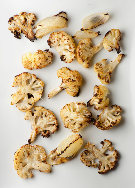 Rosemary Roasted Cauliflower