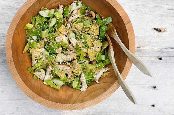 Sesame Lime Chicken Salad
