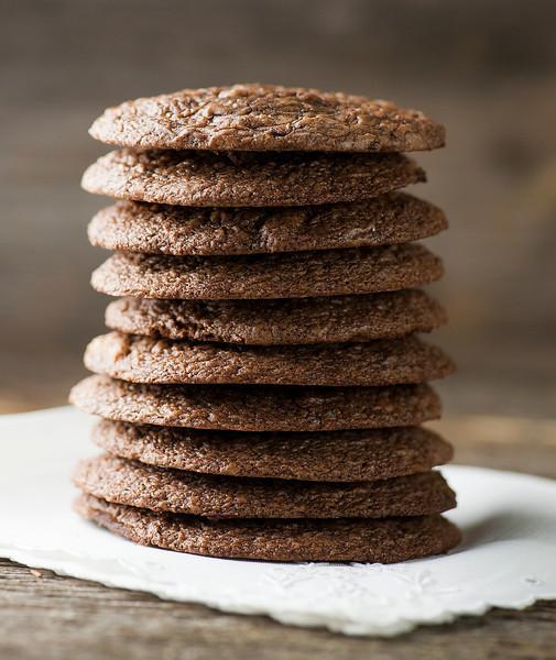Mocha Brownie Cookies