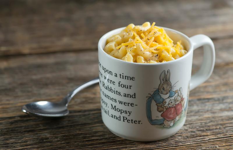 Mac and Cheese in a Mug!