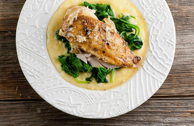 Jamie Oliver's Chicken Baked in Milk