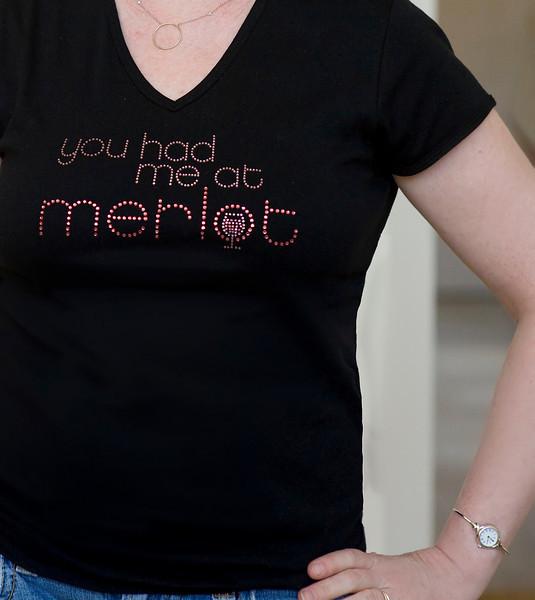 merlot shirt