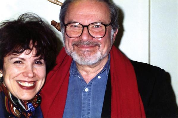 Maurice Sendak and Toni Markiet