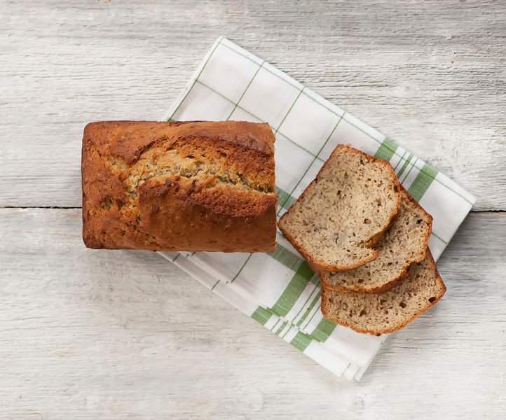 the only banana bread recipe you'll ever need
