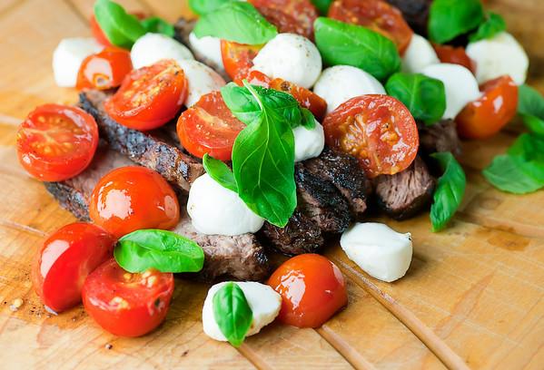 How to make Steak Caprese